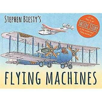 Stephen Biesty de vliegende Machines
