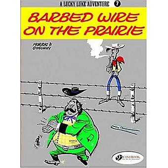 Barbed Wire on the Prairie (Lucky Luke Adventure)