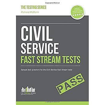 CIVIL SERVICE FAST STREAM TESTS: Sample test questions for the FAST STREAM Civil Service Tests (how2become): 1...