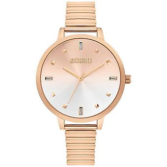 Missguided | Ladies Rose Gold | MG012RGM Watch