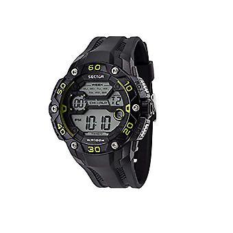 Sector Watch analog quartz polyurethane strap R3251481001 Man