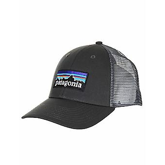 Patagonia P-6 Logo Lopro Trucker Hat - Forge Grey W/forge Grey