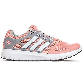 Adidas energi Cloud V Womens kör Trainer skon rosa/grå