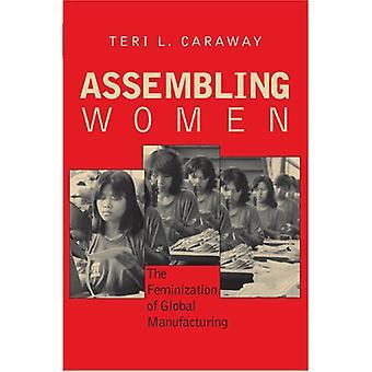 Samle kvinder - feminisering af Global produktion af Teri L.