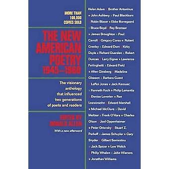 The New American Poetry 19451960 by Allen & Donald