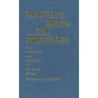 Mounties Moose e Moonshine i modelli e il contesto della criminalità Outport di Okihiro & Norman