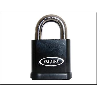 SS65S STRONGHOLD 65MM SOLID STEEL PADLOCK OPEN SHACKLE