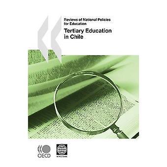 Comentários das políticas nacionais de educação avaliações das políticas nacionais para a educação de ensino superior no Chile pela publicação da OCDE