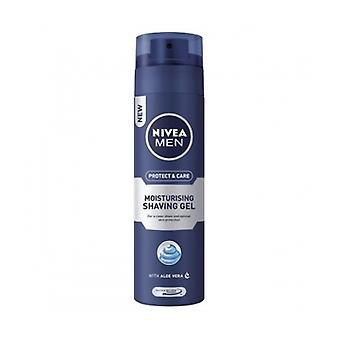 Nivea For Men Shaving Gel Moisturising 200Ml