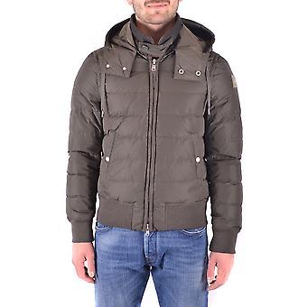 Dekker Green Polyester Outerwear Jacket