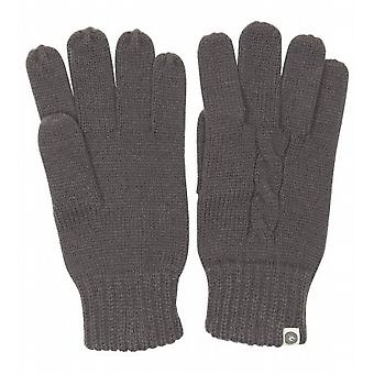 Cable Knitted Gloves