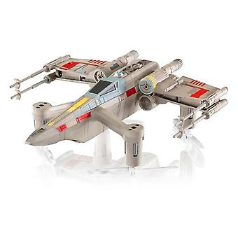 Remote controlled drone propel Star Wars X-Wing standard box 35 mph 2.4 GHz grey