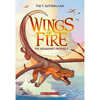 The Dragonet Prophecy by Tui T Sutherland - 9780545349239 Book
