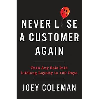 Never Lose a Customer Again - Turn Any Sale Into Lifelong Loyalty in 1