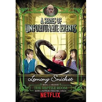 The Reptile Room by Lemony Snicket - 9781405290654 Book