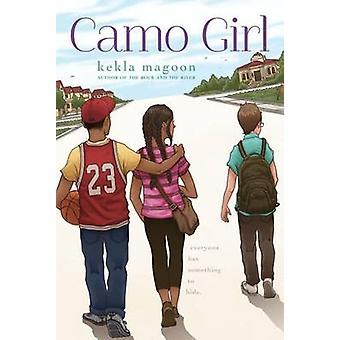 Camo Girl by Kekla Magoon - 9781416978053 Book