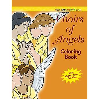 Choirs of Angels - Colouring Book by Katherine Sotnik - 9781586175887