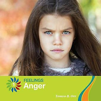 Anger by Tamra Orr - 9781634710411 Book