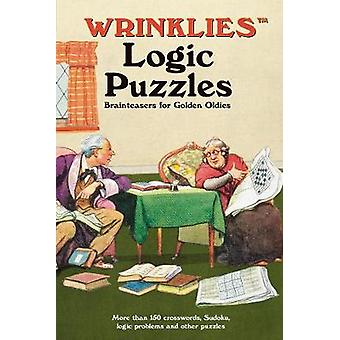 Wrinklies Logic Puzzles - 9781911610106 Book