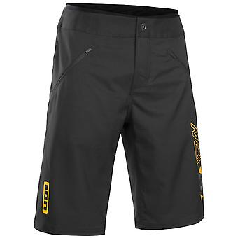 Ion Black 2019 Traze Plus MTB Shorts