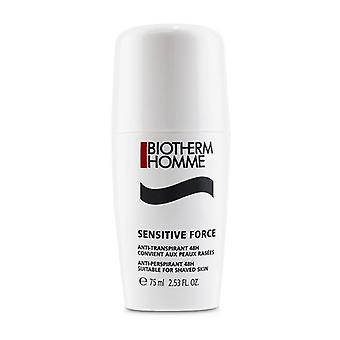 Biotherm Homme Sensitive Force Antiperspirant 48H 75ml/2.53oz