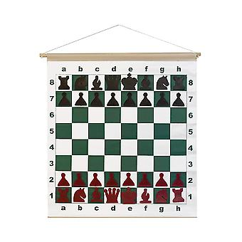Magnetic Chess Demonstration Board 25 Inches
