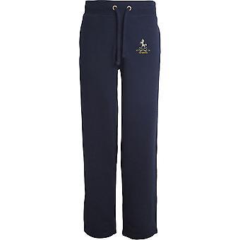 Queens Own Royal West Kent Regiment Veteran - Licensed British Army Embroidered Open Hem Sweatpants / Jogging Bottoms