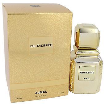 Oudesire Eau De Parfum Spray (Unisex) By Ajmal 100 ml