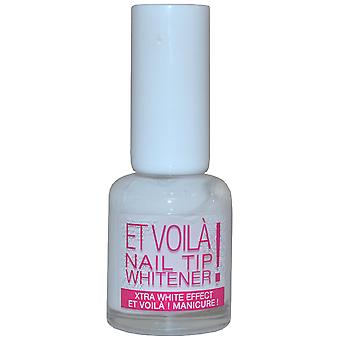 Coty Miss Sporty Et Voila! Nail Tip Whitener 8ml Xtra White Effect