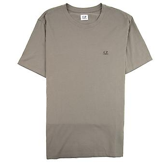CP Company Reverse Goggle Print T-shirt Khaki 932