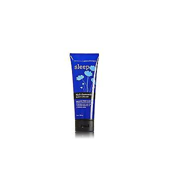 Bath & Body Works Aromatherapy Sleep Black Chamomile Body Cream 8 oz / 226 g