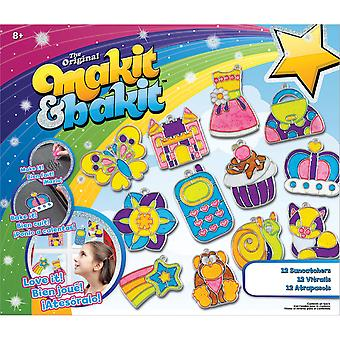 MakeIt & Bakit Suncatcher Set 12/Pc-Doorbuster 53768TAD