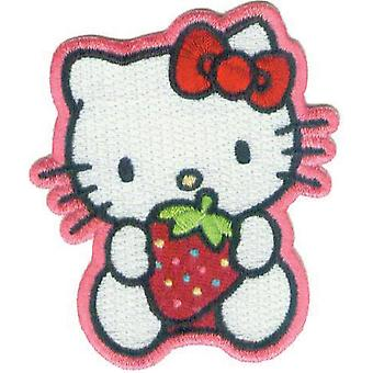 Hello Kitty Patches Strawberry Sweet P Hk 0009