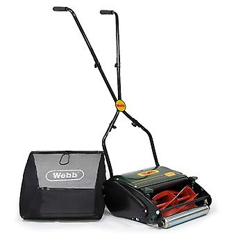 Webb WEH12R 12inch Large Rear Roller Push Mower