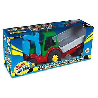 AVC With Shovel And Tractor Trailer In Box (Outdoor , Garden Toys , Sand Toys)