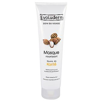 Evoluderm Tube Facial Mask Karite (Woman , Cosmetics , Skin Care , Masks and exfoliants)