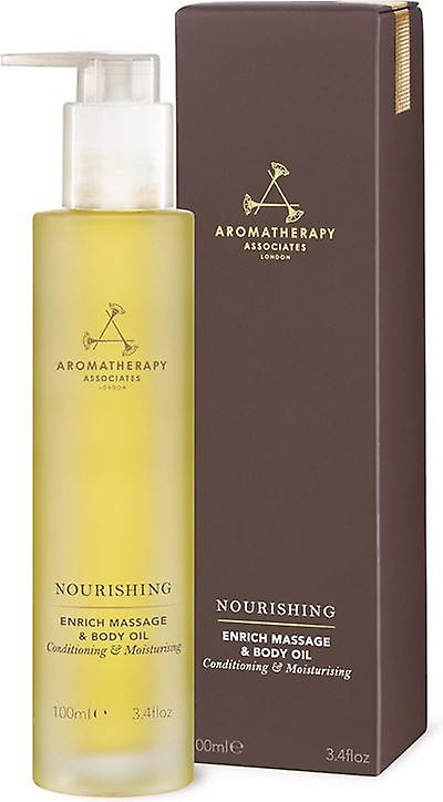 Aromatherapy Associates Nourishing Enrich Massage & Body Oil