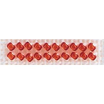 Mill Hill Petite Glass Seed Beads 2mm 1.6g-Red Red PGBD-42013