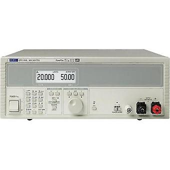 Bench PSU (adjustable voltage) Aim TTi QPX1200S 0 - 60 Vdc 0 - 50 A 1200 W No. of outputs 1 x