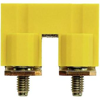 Weidmüller 1079200000 WQV 35N/2 Yellow 1 pc(s)