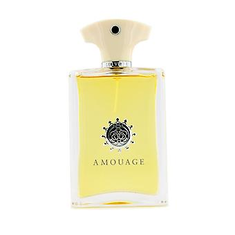 Amouage plata Eau De Parfum Spray 100ml / 3.4 oz