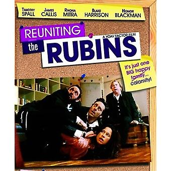 Reuniting the Rubins [Blu-ray] USA import