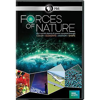 Forces of Nature [DVD] USA import
