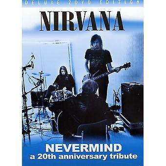 Nirvana-Nevermind: Importar un 20 Estados Unidos homenaje aniversario [DVD]