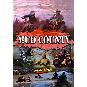 Mudder County [DVD] USA import