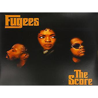 Fugees - Score [Vinyl] USA import