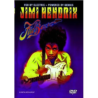 Jimi Hendrix - Feedback [DVD] USA import