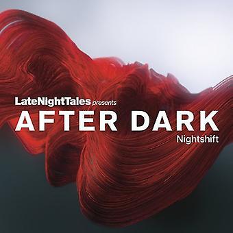 Forskellige kunstnere - sen nat fortællinger præsenterer After Dark [CD] USA importerer