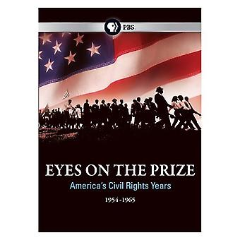 Eyes on the Prize [DVD] USA import