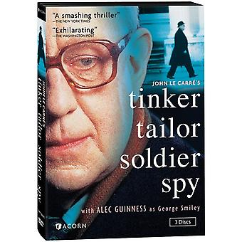 Tinker Tailor Solider Spy [DVD] USA import